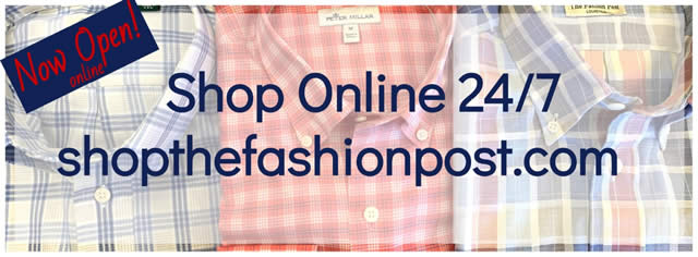 The Fashion Post Online Store - Classic Men's Clothing